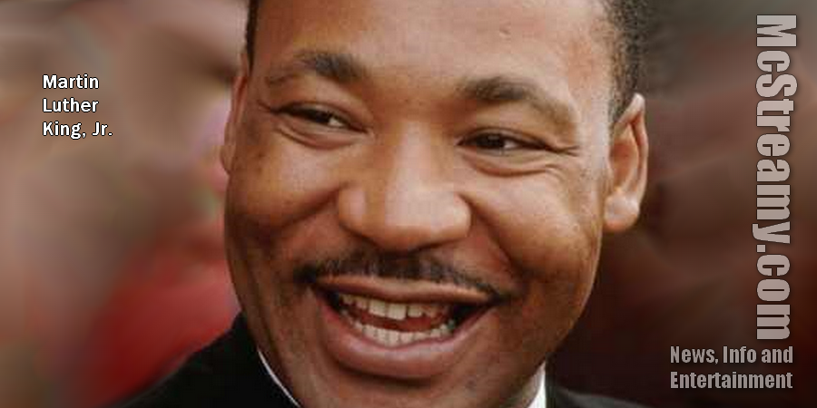 Martin Luther King I Have A Dream Speech Among Most Popular. Click/Tap
