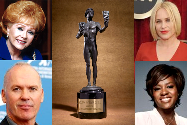 Read about the SAG Awards.