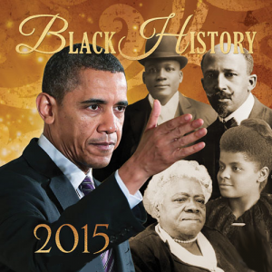 President Barack Obama, the first black United States President, in 2008, joined the ranks of other Black Americans who have contributed to society.