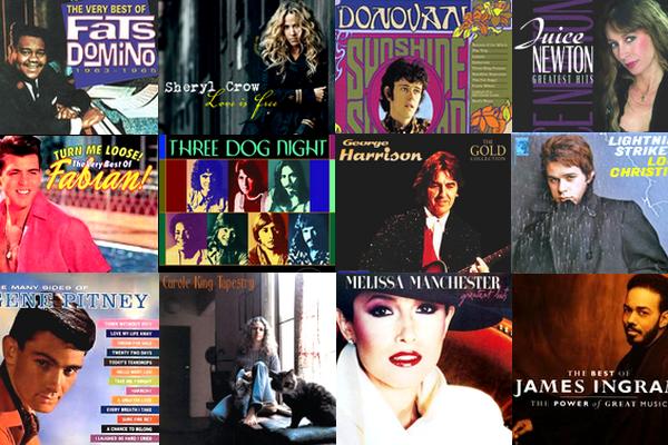 Some big name February Born Music Stars.