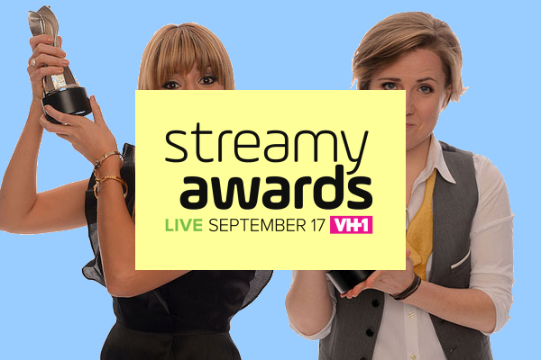 The 2015 Streamy Awards Winners