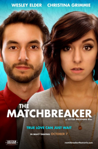 the-matchbreaker_movie-poster_starring-christina-grimmie-and-wesley-elder