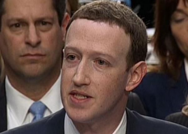 Facebook's Mark Zuckerberg Grilled At Congressional Hearing