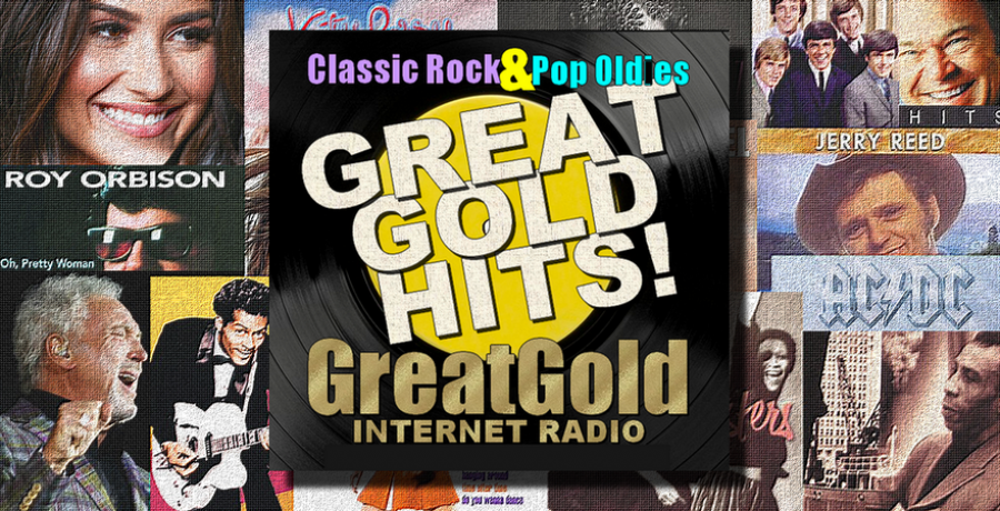 Listen to GreatGoldHits in McStreamy RadioPlayer