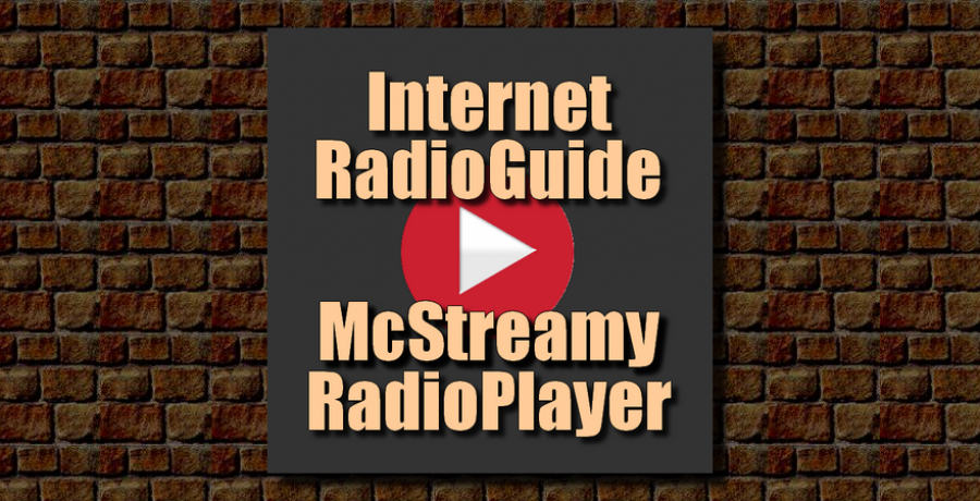 Choose Internet Radio from 11 Music Types in RadioGuide