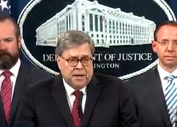 Redacted Mueller Report Released by Barr, But It's Not Over Yet. Read More.