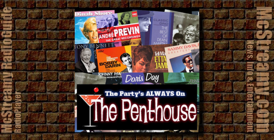 Listen to The Penthouse in McStreamy RadioPlayer