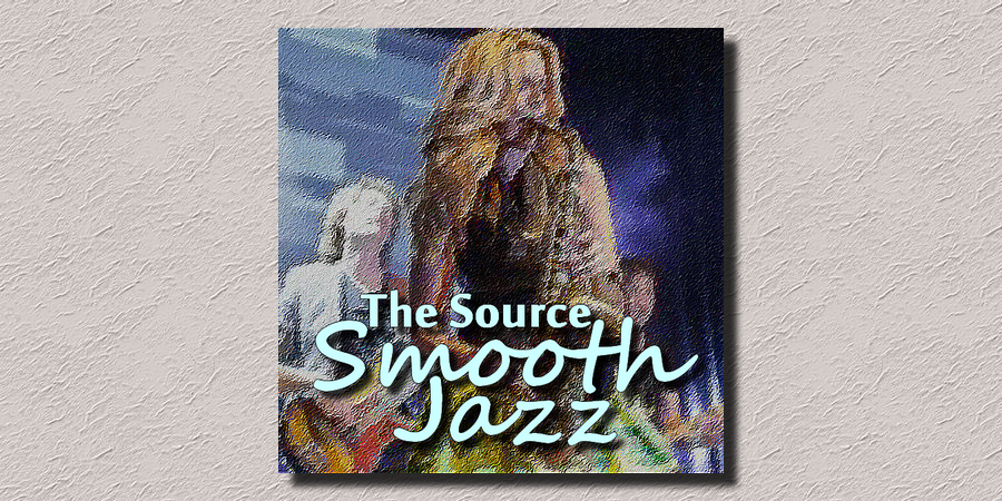 the-source-smooth-jazz_logo-on-sandstone-wall_900x450