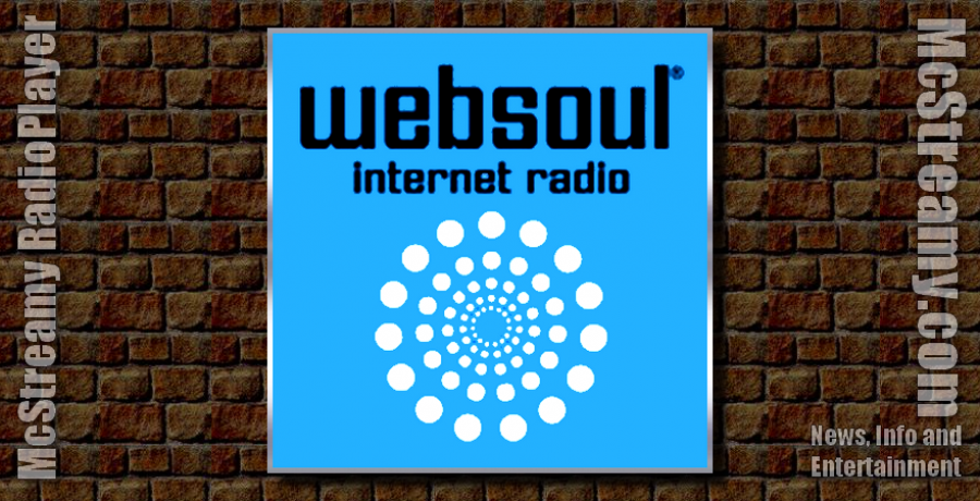 Listen to RadioWebSoul in the McStreamy RadioPlayer