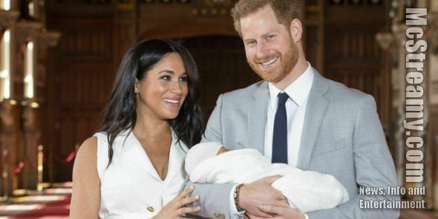Meghan Markle, Prince Harry and Baby Makes Three. See Story.