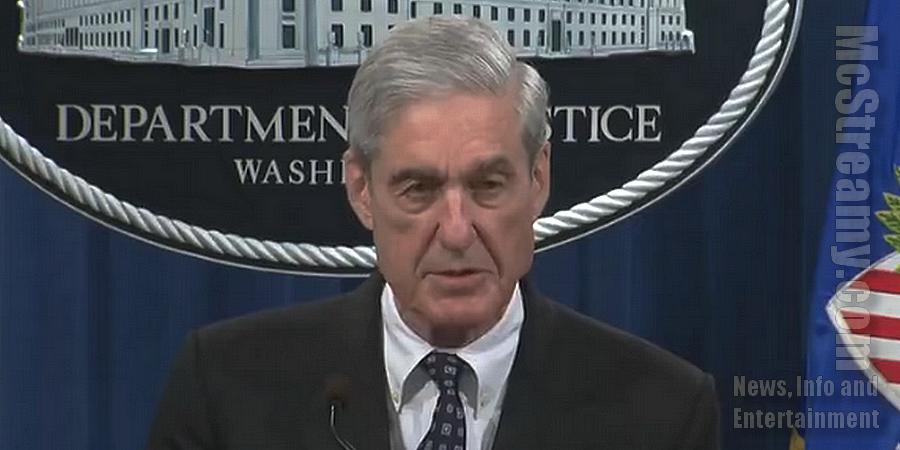 Retired Robert Mueller Says Written Report Speaks For Itself