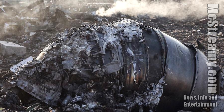 Iran Admits to Causing Crash of Ukranian Jetliner Killing 176. Click/Tap