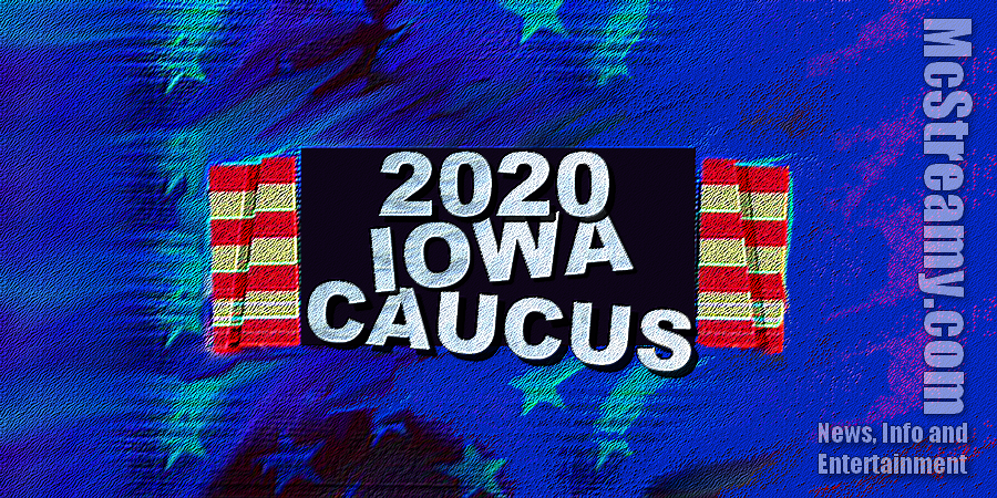 What Happened the Night of the 2020 Iowa Caucus? Click/Tap.