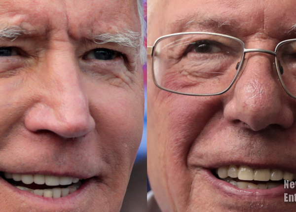 It Was a Super Tuesday for Joe Biden and Bernie Sanders. Click/Tap for story.