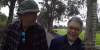 Al Franken Walks and Talks At Same Time with Kevin Nealon