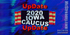 100% Iowa Precincts Tally Shows Pete and Bernie Virtually Tied. Click/Tap for Results.